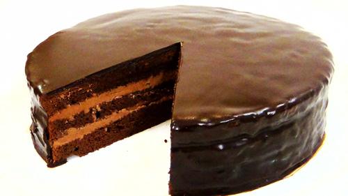 Торт пражский с пошаговым фото