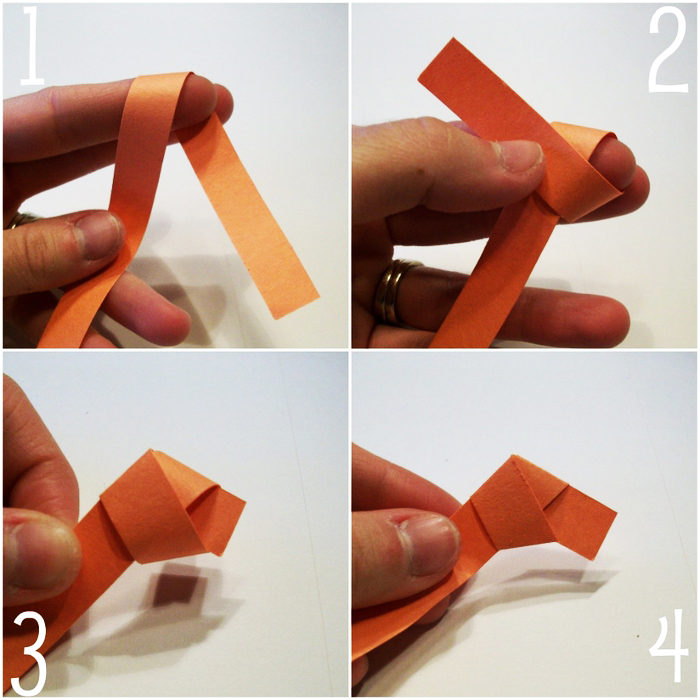 Как сделать бумажную звездочку